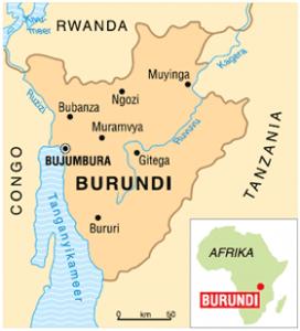 Location Of Burundi Love Uganda Safaris - Where is burundi