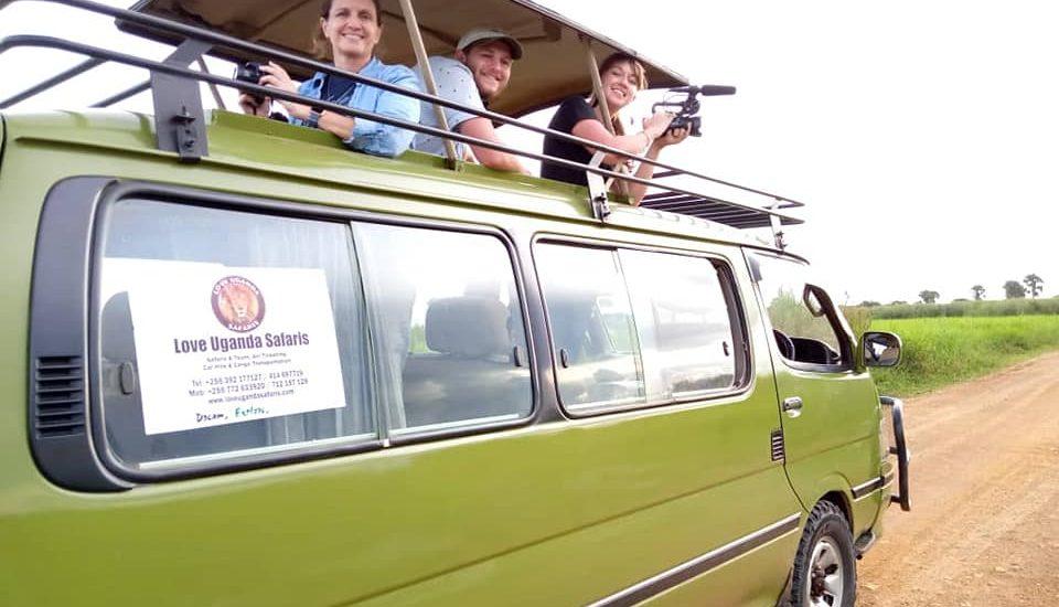 Uganda safari - special