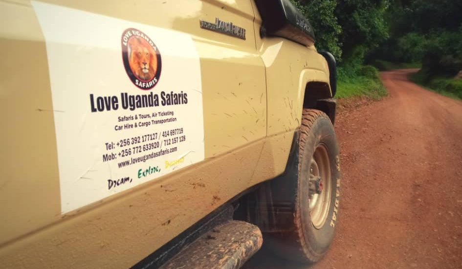 car hire / rental services uganda. Love Uganda safaris, our services