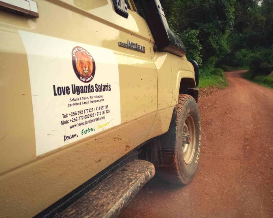 car hire / rental services uganda