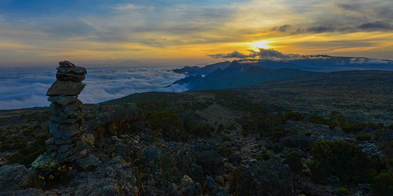 Mount Kilimanjaro hiking safari