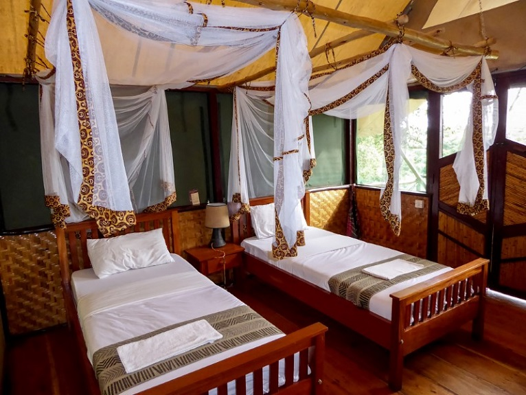 Queen Elizabeth national park lodges