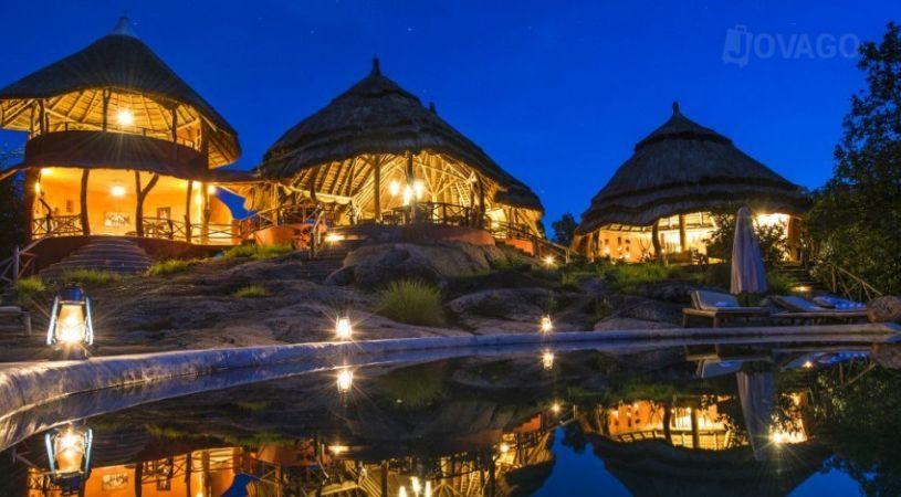 Mihingo Lodge, Lake Mburo national park lodges