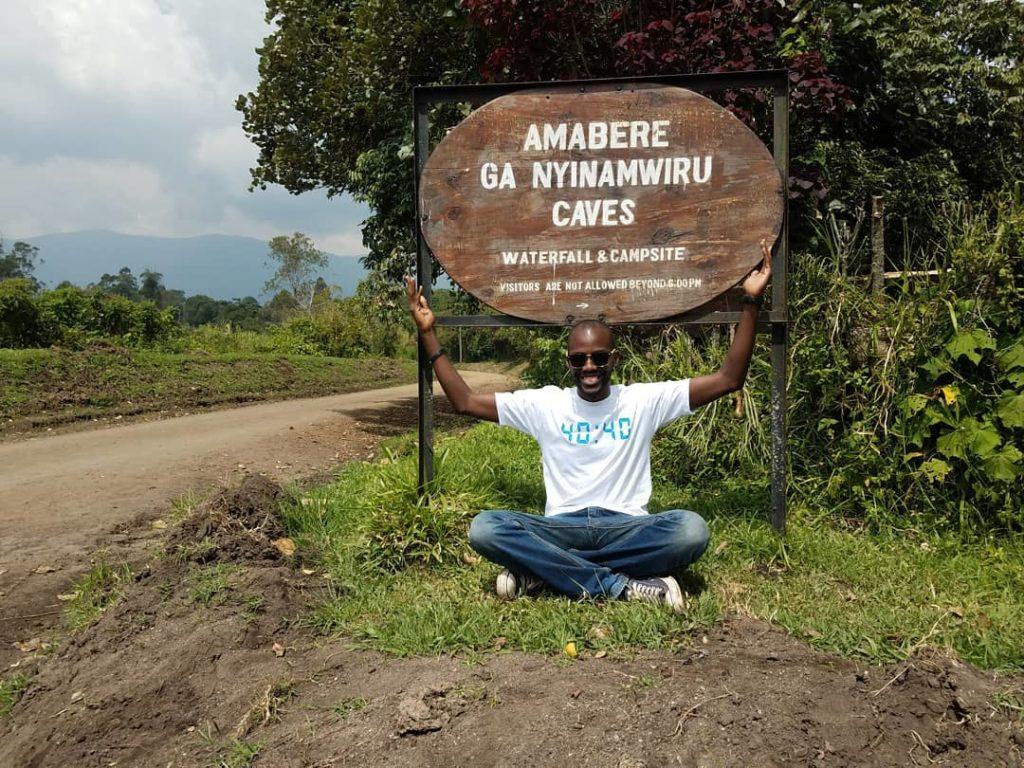 Amabere Ga'nyinamiru caves