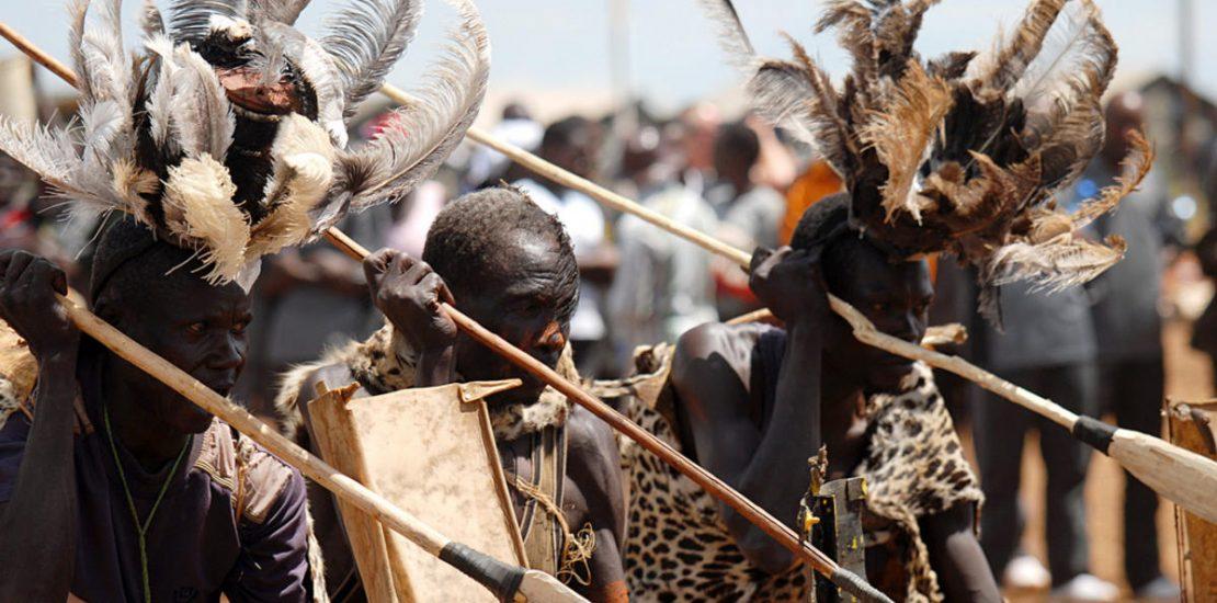 Cultural people of Uganda