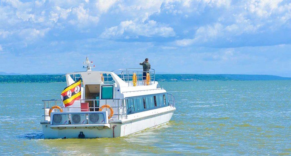 Mv-kazinga Boat on the kazinga channel